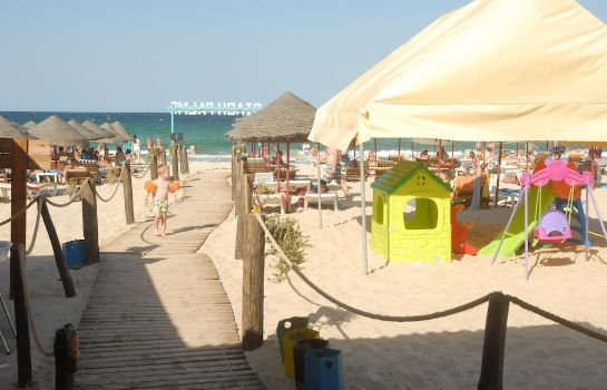 Spiaggia Riadh Palms - Family and Couples Only