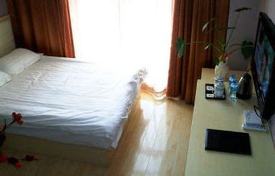 Zimmer Super8 Hotel Nanjing South Railway Station