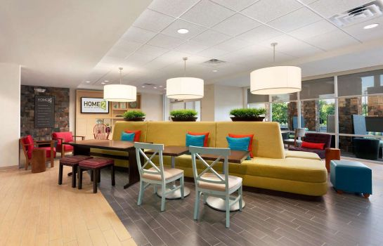 Hotelhalle Home2 Suites by Hilton Pittsburgh-McCandless PA