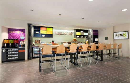 Restaurant Home2 Suites by Hilton Pittsburgh-McCandless PA