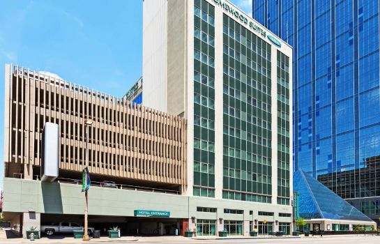 Außenansicht Homewood Suites by Hilton? Dallas Downtown TX