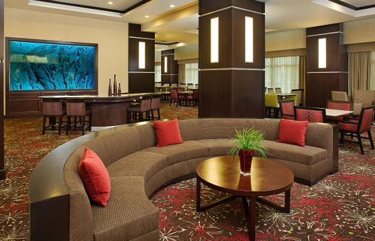 Hotelhalle Homewood Suites by Hilton Dallas Downtown TX