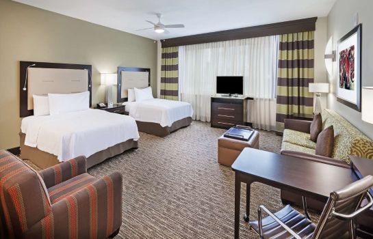 Zimmer Homewood Suites by Hilton Dallas Downtown TX
