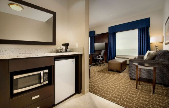 Zimmer Hampton Inn - Suites Washington DC North-Gaithersburg MD