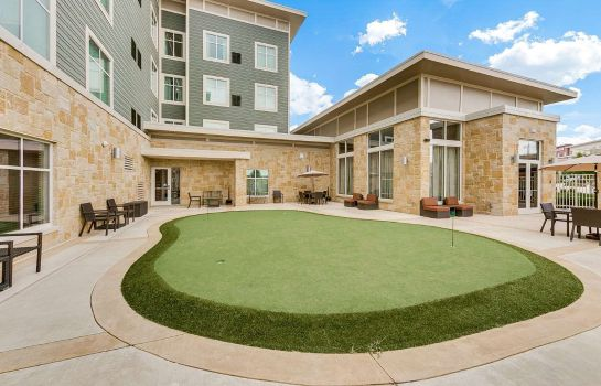 Vue extérieure Homewood Suites by Hilton Fort Worth - Medical Center TX