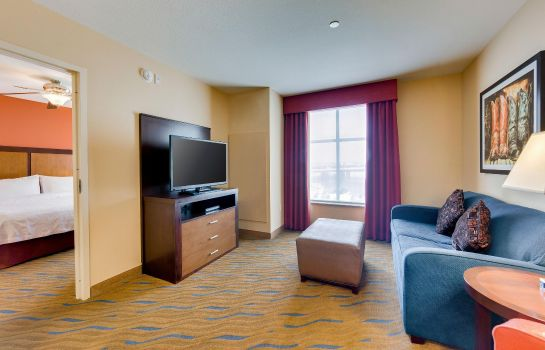Suite Homewood Suites by Hilton Fort Worth - Medical Center TX
