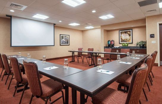 Conference room Homewood Suites by Hilton Fort Worth - Medical Center TX