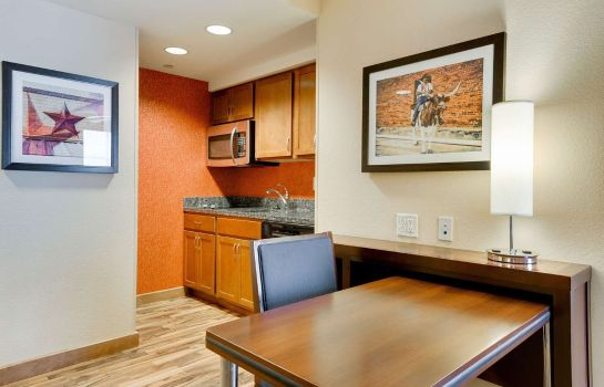 Chambre Homewood Suites by Hilton Fort Worth - Medical Center TX