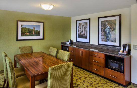 Hotelbar Hilton Garden Inn Durham-University Medical Center