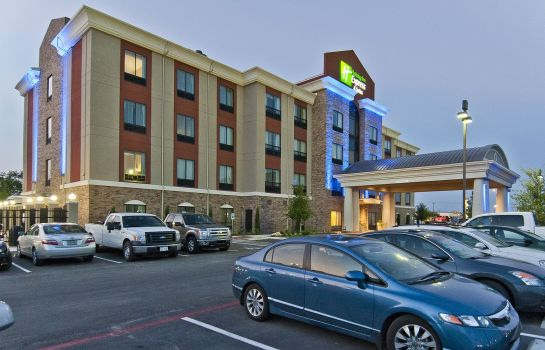 Außenansicht Holiday Inn Express & Suites SAN ANTONIO SE BY AT&T CENTER