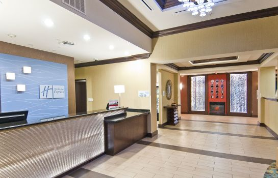Hotelhalle Holiday Inn Express & Suites SAN ANTONIO SE BY AT&T CENTER