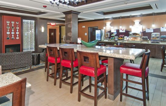 Restaurant Holiday Inn Express & Suites SAN ANTONIO SE BY AT&T CENTER