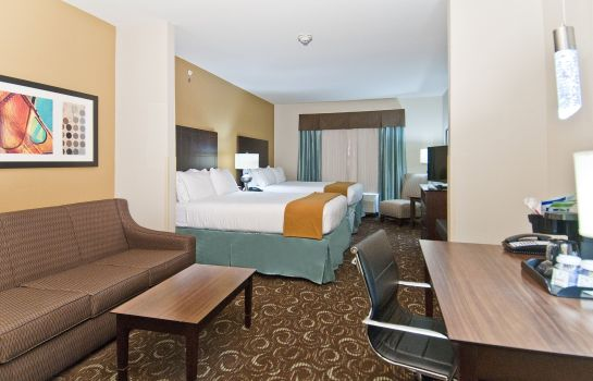 Suite Holiday Inn Express & Suites SAN ANTONIO SE BY AT&T CENTER