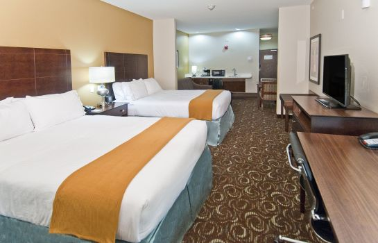 Zimmer Holiday Inn Express & Suites SAN ANTONIO SE BY AT&T CENTER