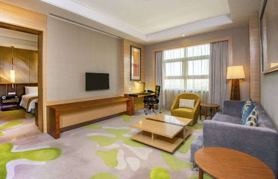 Suite Holiday Inn QINGDAO EXPO