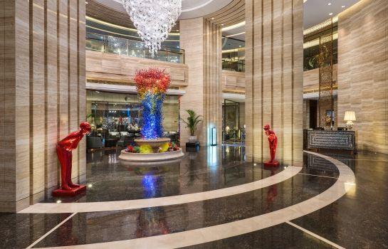 Hall Crowne Plaza SHANGHAI NOAH SQUARE