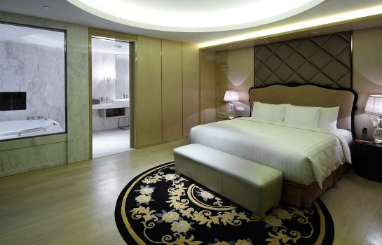 Suite Crowne Plaza SHANGHAI NOAH SQUARE