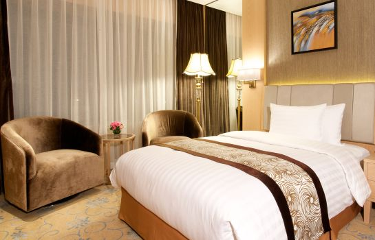 Zimmer Crowne Plaza SHANGHAI NOAH SQUARE