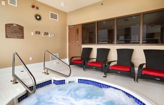 Obiekty sportowe Microtel Inn & Suites by Wyndham Blackfalds Red Deer North