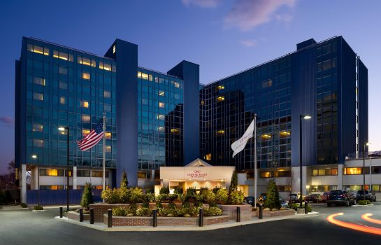 Außenansicht Crowne Plaza JFK AIRPORT NEW YORK CITY