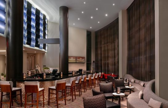 Bar de l'hôtel Crowne Plaza JFK AIRPORT NEW YORK CITY