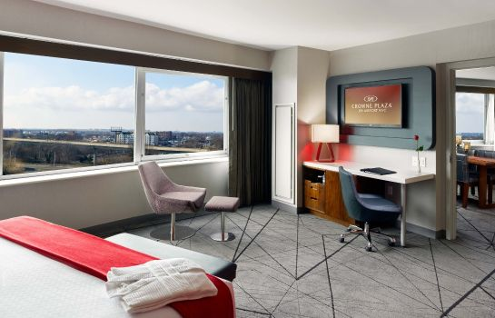 Suite Crowne Plaza JFK AIRPORT NEW YORK CITY