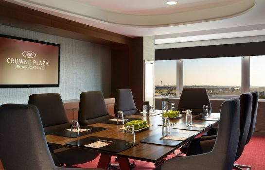 Salle de séminaires Crowne Plaza JFK AIRPORT NEW YORK CITY