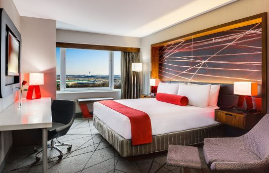 Chambre Crowne Plaza JFK AIRPORT NEW YORK CITY