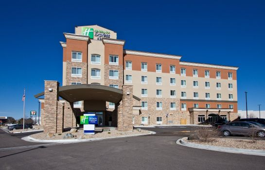 Exterior view Holiday Inn Express & Suites DENVER EAST-PEORIA STREET