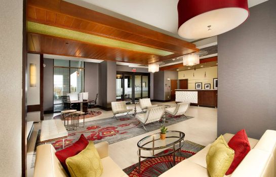 Hotelhalle Hampton Inn - Suites Chattanooga TN