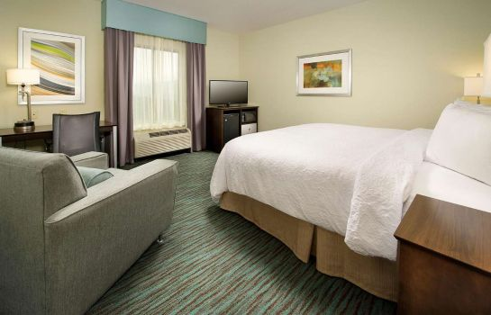 Zimmer Hampton Inn - Suites Chattanooga TN