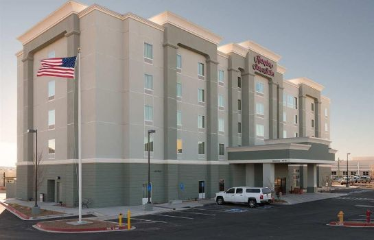 Außenansicht Hampton Inn - Suites Albuquerque North-I-25 NM