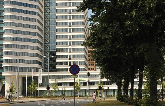 Vista exterior Holiday Inn Express AMSTERDAM - ARENA TOWERS