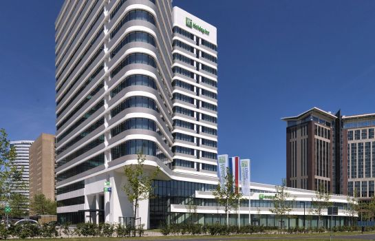 Exterior view Holiday Inn Express AMSTERDAM - ARENA TOWERS