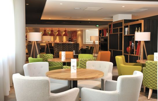 Hotel bar Holiday Inn Express AMSTERDAM - ARENA TOWERS