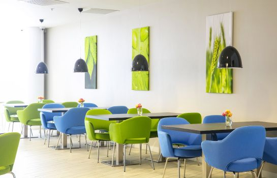 Restaurante Holiday Inn Express AMSTERDAM - ARENA TOWERS