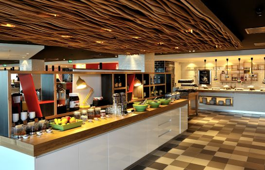 Restaurant Holiday Inn Express AMSTERDAM - ARENA TOWERS