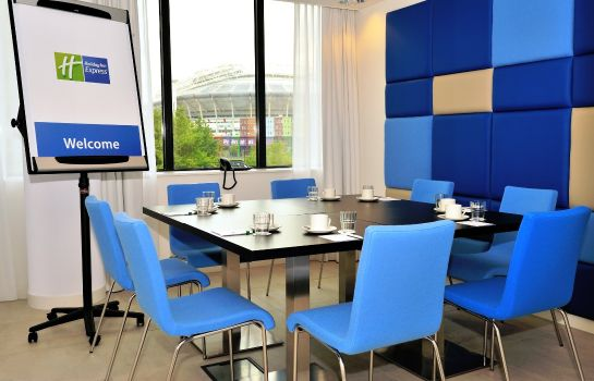 Conference room Holiday Inn Express AMSTERDAM - ARENA TOWERS