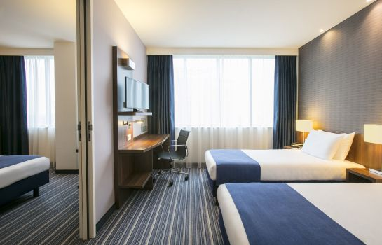 Zimmer Holiday Inn Express AMSTERDAM - ARENA TOWERS