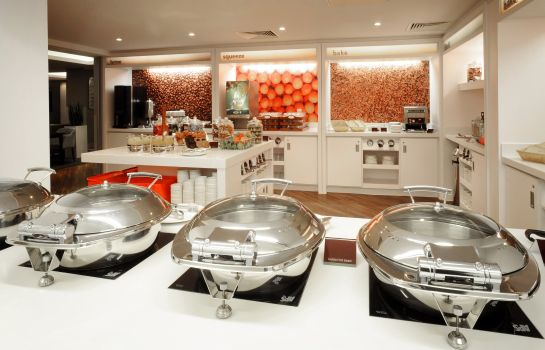 Restaurant Hampton by Hilton Sheffield
