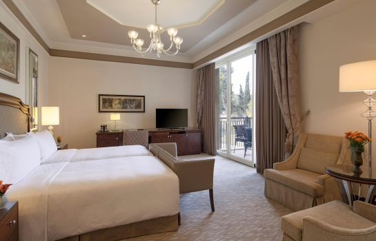 Room Waldorf Astoria Jerusalem