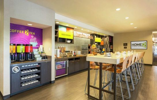 Restaurant Home2 Suites by Hilton Baltimore-Aberdeen MD