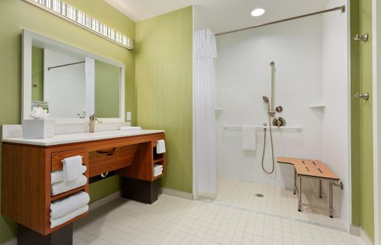 Chambre Home2 Suites by Hilton Baltimore-Aberdeen MD