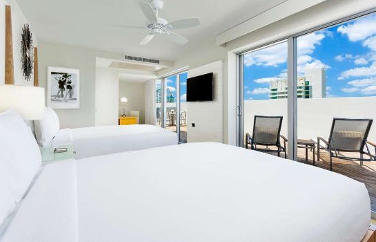 Suite Hilton Cabana Miami Beach