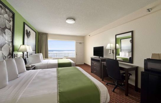 Suite Super 8 Daytona Beach Oceanfront