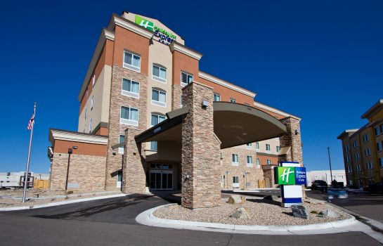 Außenansicht Holiday Inn Express & Suites DENVER EAST-PEORIA STREET