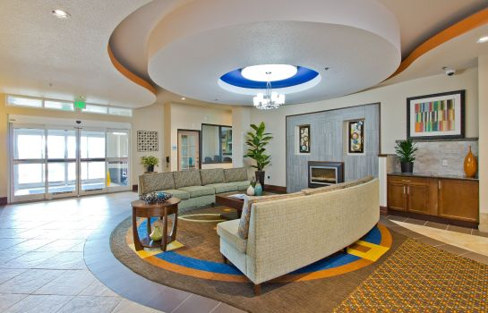 Hotelhalle Holiday Inn Express & Suites DENVER EAST-PEORIA STREET