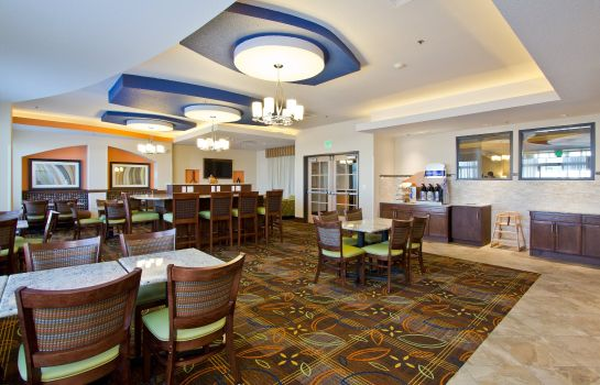 Restaurant Holiday Inn Express & Suites DENVER EAST-PEORIA STREET