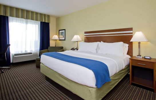 Zimmer Holiday Inn Express & Suites DENVER EAST-PEORIA STREET
