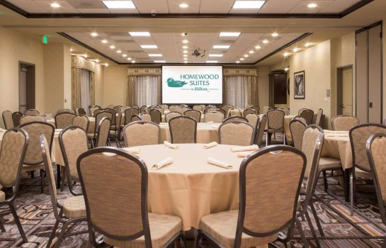 Conference room Homewood Suites by Hilton  Lynnwood Seattle Everett WA